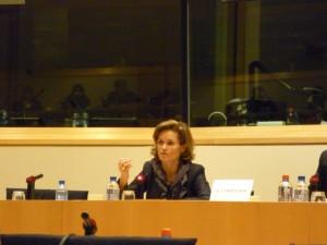 Helga Trupel MEP