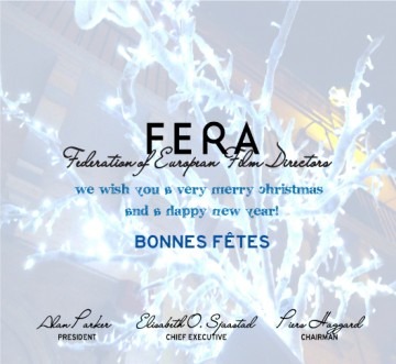 FERA Seasons Greetings card 2012