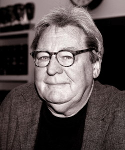 DIRECTOR ALAN PARKER AT HIS SOHO OFFICES IN LONDON.10.4.08.PIX STEVE BUTLER